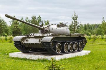 Soviet tank T-54