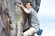 bouldering outdoors