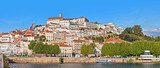 Panorama of Coimbra, Portugal