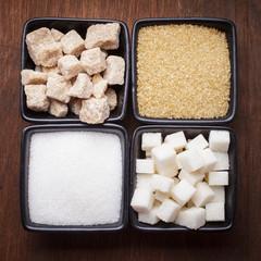 Sugar types