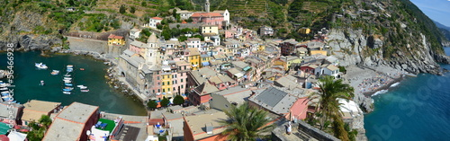 Vernazza - Panorama