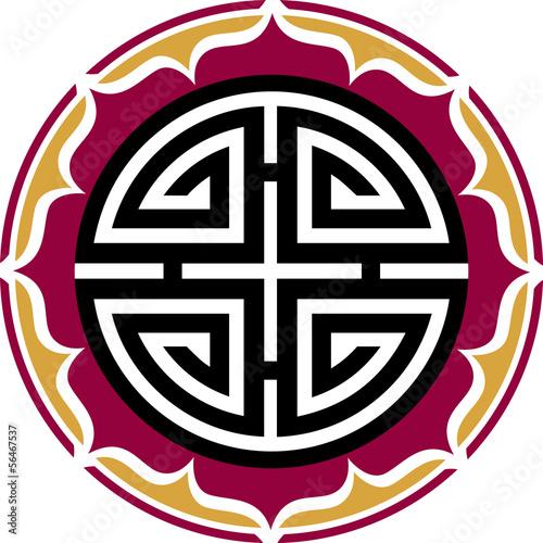 Four Blessings, 4 Segnungen, Chinesisch, Feng Shui