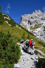 Escursionismo - Passo Volaia