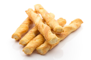 Cheese sticks.