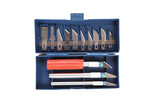 Set of carving knife.