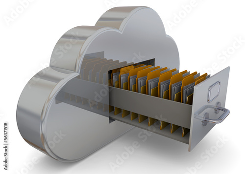 CLOUD ARCHIVE - 3D