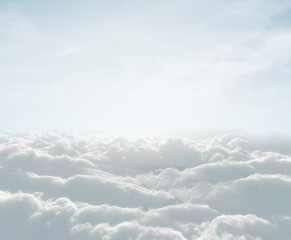 high definition skyscape with clouds