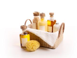 wohltuende Körperpflegeprodukte