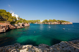 Cala d'Or bay, Majorca island, Spain