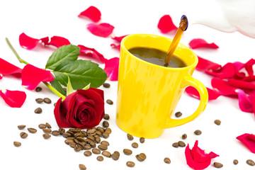 Kaffeetasse eingiessen 2