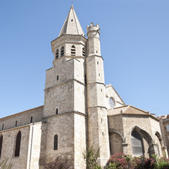 Iglesia de la Madeleine, Béziers, Francia