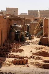 Ouarzazate (Morocco) Pottery furnace