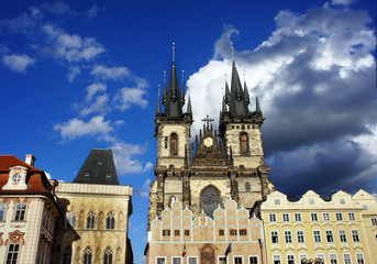 Old Town Square (Staromestske namesti), Prague