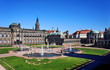 Zwinger - palace in Dresden, Germany