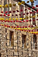 Perigord, the small city of Bergerac in Dordogne