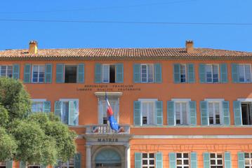 L'hôtel de ville de Fréjus