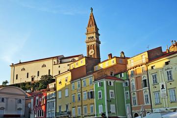 Piran, Pirano, Slovenia - Chiesa di San Giorgio