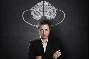 humain connecté au réseau