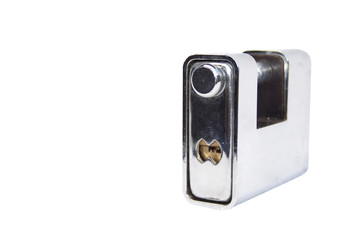 Isolated Heavy Duty Safety Lock