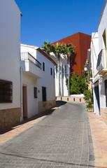 Calle de La Nucía