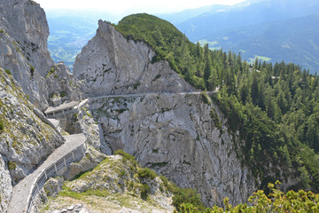 Trail to Eisriesenwelt