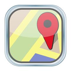 Social Media Local icon