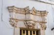Historical palace. Noci. Puglia. Italy.