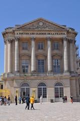 Aile Gabriel, château de Versailles