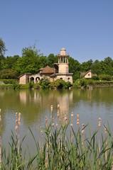 Tour de Marlborough, hameau de la reine, château de Versailles