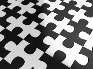 Puzzle background