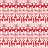 Fototapety Christmas seamless pattern