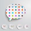 Web Speech Bubbles