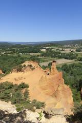 Rustrel, Provence