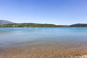 Lake Sainte Croix, Gorges du Verdon, Provence