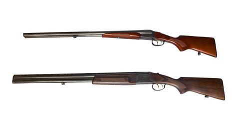 Double Shotguns