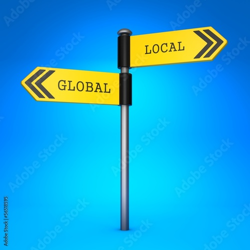 Global or Local. Concept of Choice.