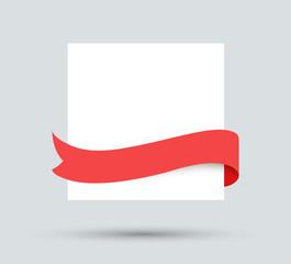White paper blank