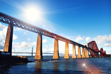 sunshine forth bridge