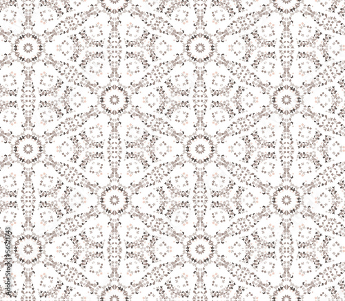 Lace texture. Abstract seamless pattern. Geometric background