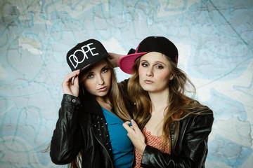 coole Mädels