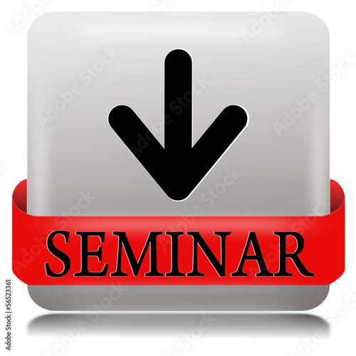 Seminar Button grau  #130924-svg02