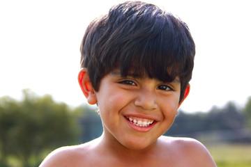 Boy's Smile