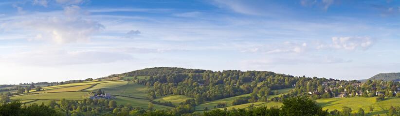 Idyllic rural farm, Cotswolds UK