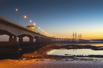 Severn Bridge, UK