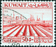 Oil pipelines (Kuwait 1958)