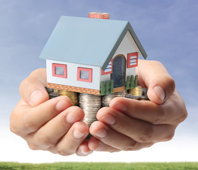 Protect Your House in hand