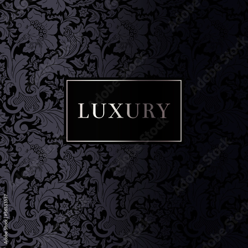 Vintage luxury background