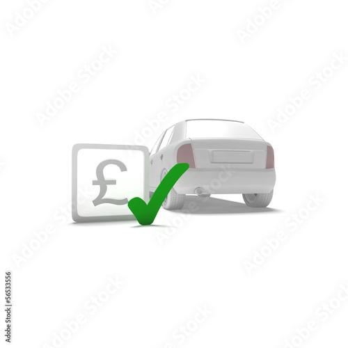 car, pound, money, buy, sell,