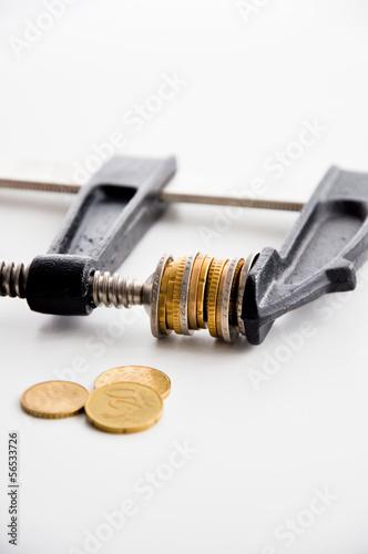 finance pressure