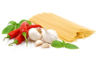 Spaghetti aglio e peperoncino